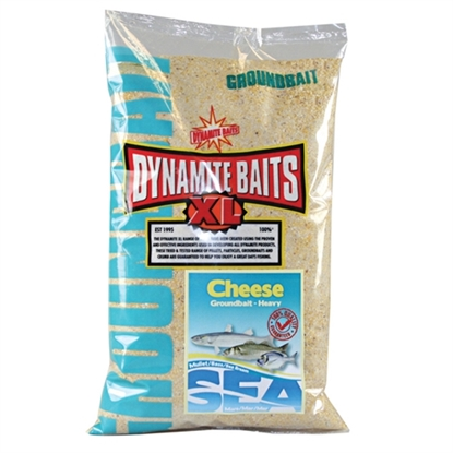 Immagine di Dynamite Sea Groundbait - Cheese Heavy 1 Kg