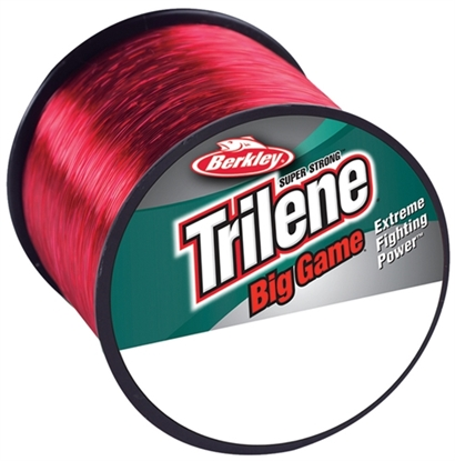 Immagine di Berkley Trilene Big Game Red 600 mt