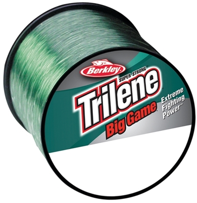 Immagine di Berkley Trilene Big Game Green 0.36 mm (Bobina da 1070 mt)