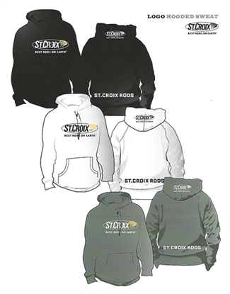 Immagine di Felpa St. Croix Logo Hooded Sweat