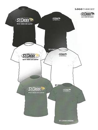 Immagine di St. Croix Logo T-Shirt