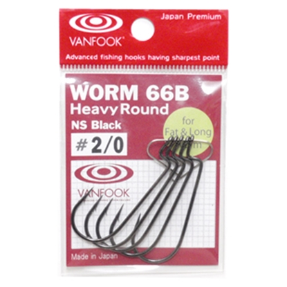 Immagine di Vanfook Worm 66B Heavy Round