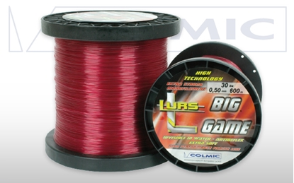 Immagine di Lurs Big Game 0.90 mm - 80 Lb (Bobina da 800 mt)