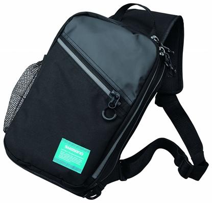 Immagine di Shimano Sling Shoulder Bag Black