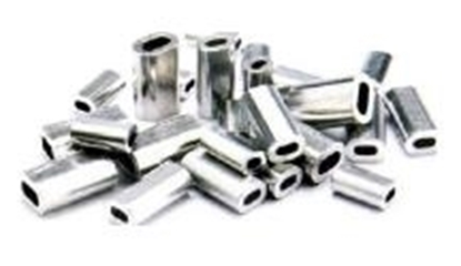 Immagine di Ghierette in alluminio (lunghezza 10 mm)