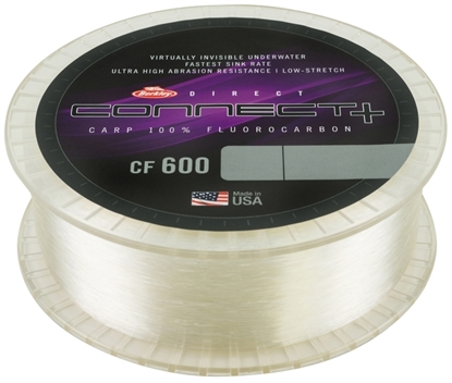Immagine di Berkley Direct Connect Fluorocarbon 100% CF 600 1200 mt