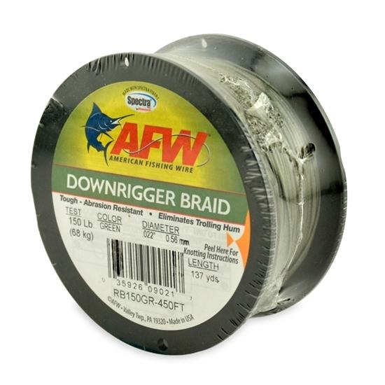 Immagine di AFW Downrigger Braid 137 mt