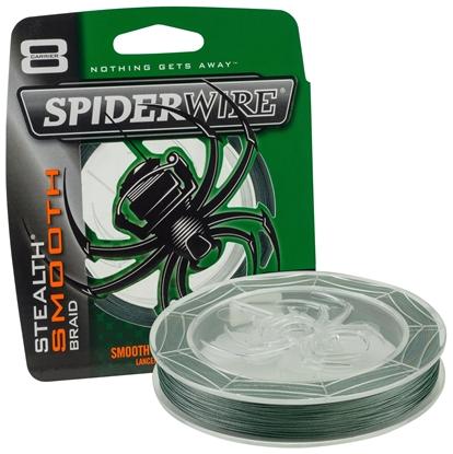 Immagine di Spiderwire Stealth Smooth 8 Moss Green 300 mt