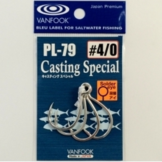 Immagine di Vanfook PL-79 Casting Special Single Hook
