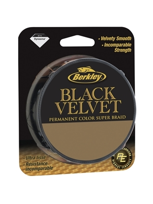 Immagine di Berkley Black Velvet 300 mt