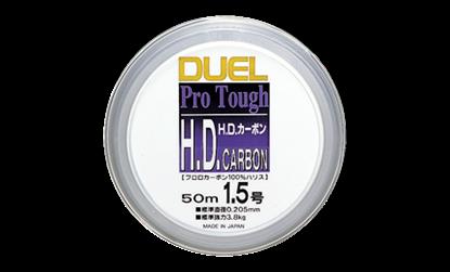 Immagine di Duel H.D. Carbon Fluorocarbon 100%  50 mt