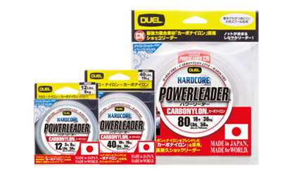 Immagine di Duel Hardcore Powerleader Carbonylon 50 mt