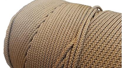 Immagine di Cavalieri Treccia Palamito Morbida HT 444 Canapa 2,5 mm