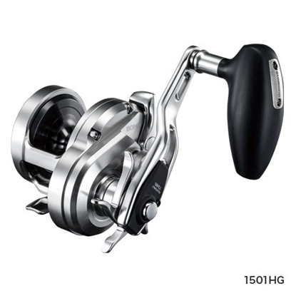 Immagine di Shimano 17 Ocea Jigger 1501 HG
