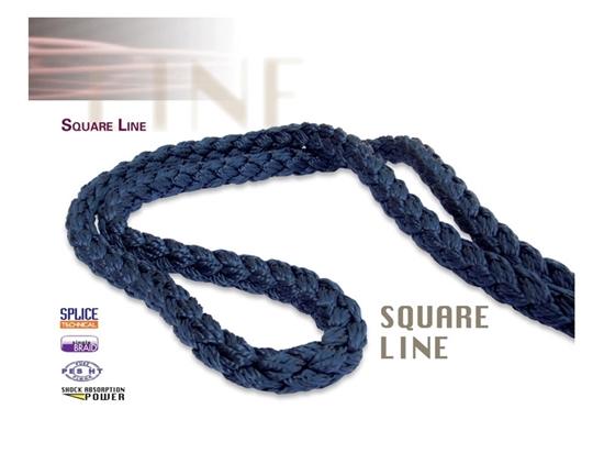 Immagine di Benvenuti Corda Square Line Gherlino 20 mm