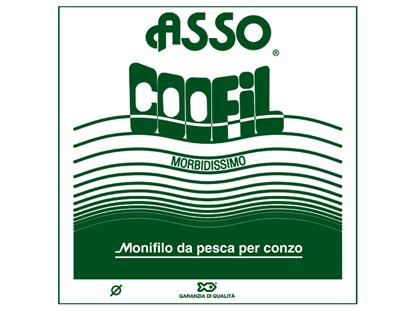 Immagine di Asso Coofil Neutro Trasparente (1 Cartone Indivisibile) a €6,50 + IVA al Kg