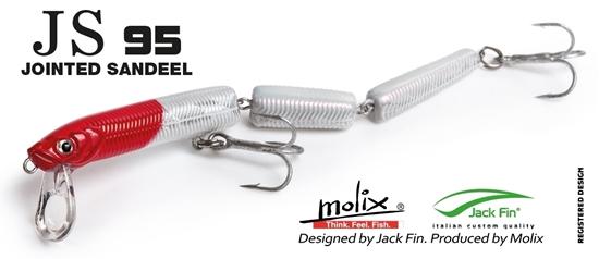 Immagine di Molix Jointed Sandeel 95