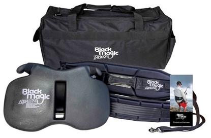Immagine di Black Magic Equalizer Fighting Belt and Harness Set