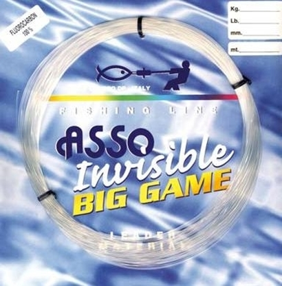 Immagine di Asso Invisible Big Game 20 mt