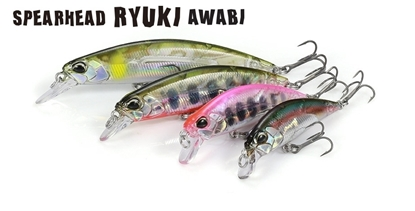Immagine di Duo Spearhead Ryuki Awabi 60S