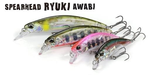 Immagine di Duo Spearhead Ryuki Awabi 60S