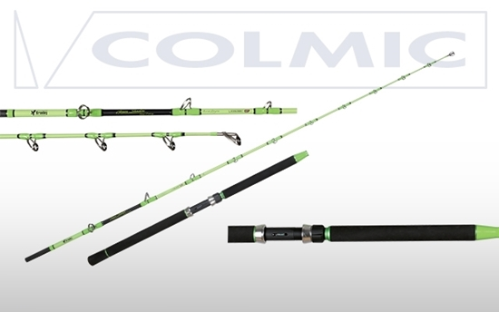 Immagine di Colmic Green Shadow Acid Troll 2,46 mt 20-30 Lb