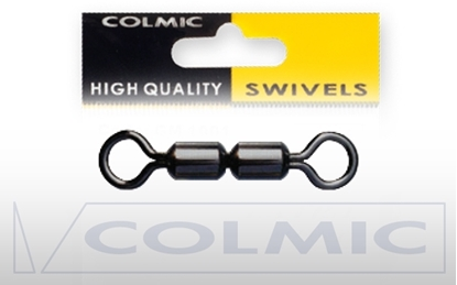 Immagine di Colmic High Speed Double Rolling Swivel Gun Smoke