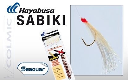 Immagine di Hayabusa Sabiki EX-120 Gold Flasher