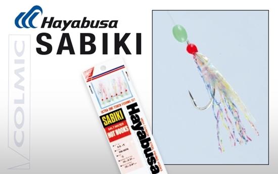 Immagine di Hayabusa Sabiki S-501E Mix Yarn