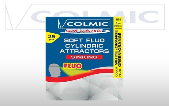 Immagine di Colmic Soft Fluo Cylindric Attractors Sinking