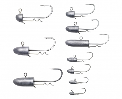Immagine di Savage Gear SG Bullet Jig Heads