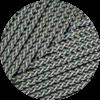 Immagine di Cavalieri Treccia Piattina HT 443 Verde Militare 1,5 mm