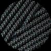 Immagine di Cavalieri Treccia Piattina HT 443 Nera 1,5 mm