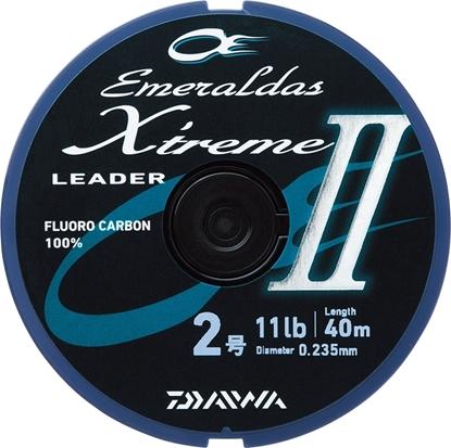 Immagine di Daiwa Emeraldas Leader Xtreme II 40 mt