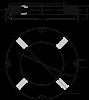Immagine di Lalizas Salvagente Anulare Solas con Nastro Retroriflettente