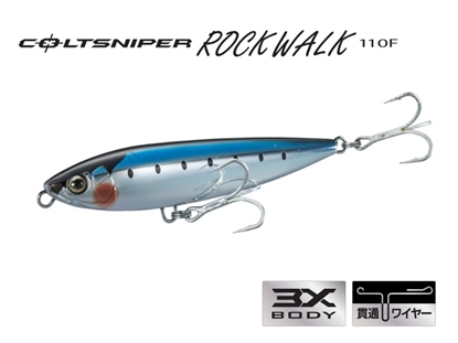 Immagine di Shimano Coltsniper Rock Walk 110F