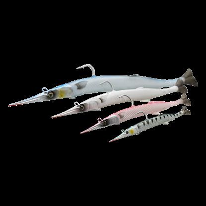 Immagine di Savage Gear 3D Needlefish Pulse Tail 2+1 23 cm