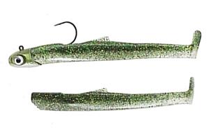 Immagine di Combo Deep 15 gr - Colore Green Shiner  - 1 corpo montato e 1 corpo di ricambio