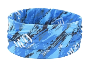 Immagine di Duo UV Headwear Blue Geo