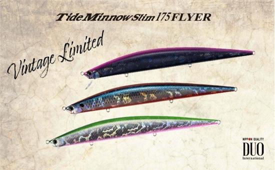 Immagine di Duo Tide Minnow Slim 175 Flyer Vintage Limited