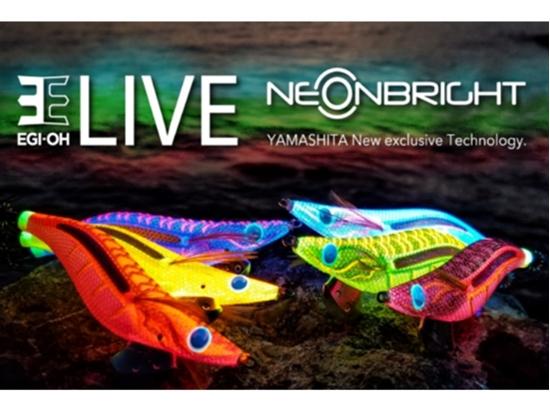 Immagine di Yamashita Egi OH Live Neon Bright 2.5